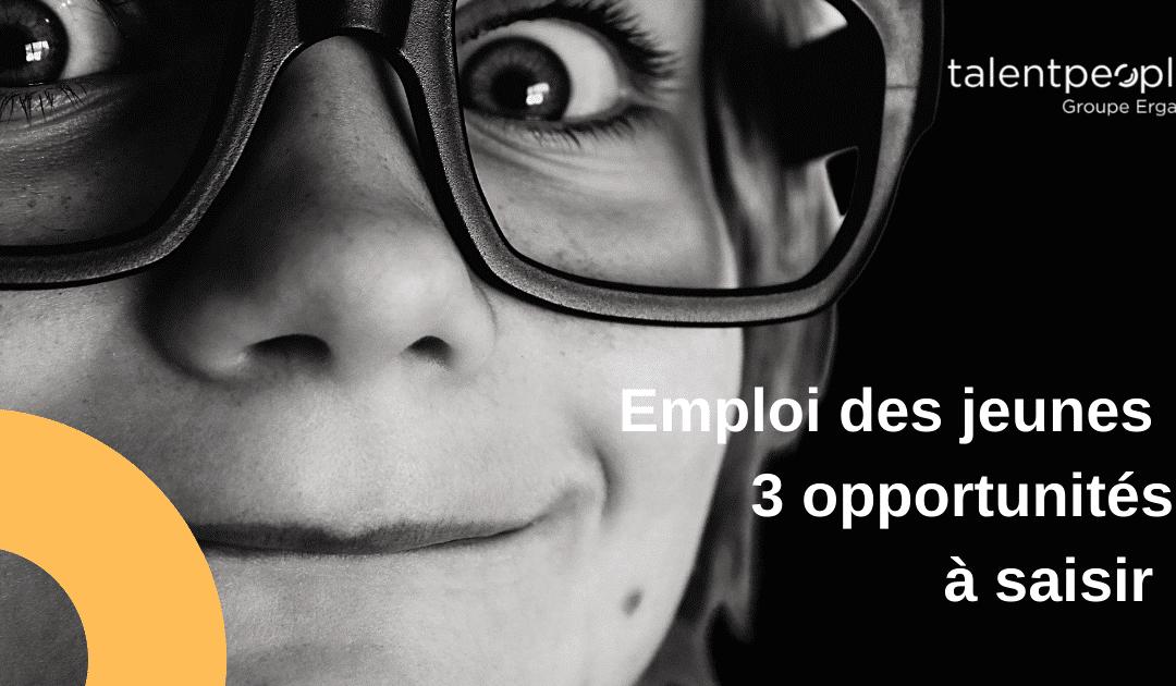 3 opportunités à saisir pour recruter dès maintenant à moindre coût !